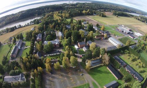 Mustialan kampus