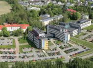 HAMKin kampukset Hämeenlinnassa ja Hattulassa
