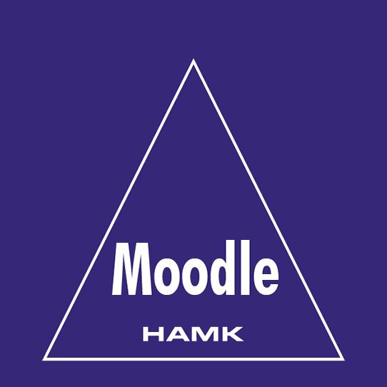 Moodle-osaamismerkin kuvake