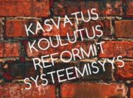 Katso koko kuvaa – miten tarkastella suomalaista koulutusjärjestelmää uudistusten jälkeen