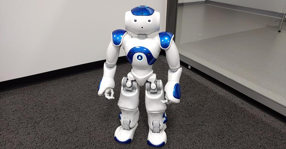 robotti lapselle