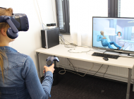 Simulation games and virtual reality promoting safe patient care