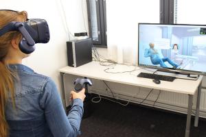 new arrival 16e2c a1e89 Simulaatiopelit ja virtuaalitodellisuus potilasturvallisuuden edistäjinä